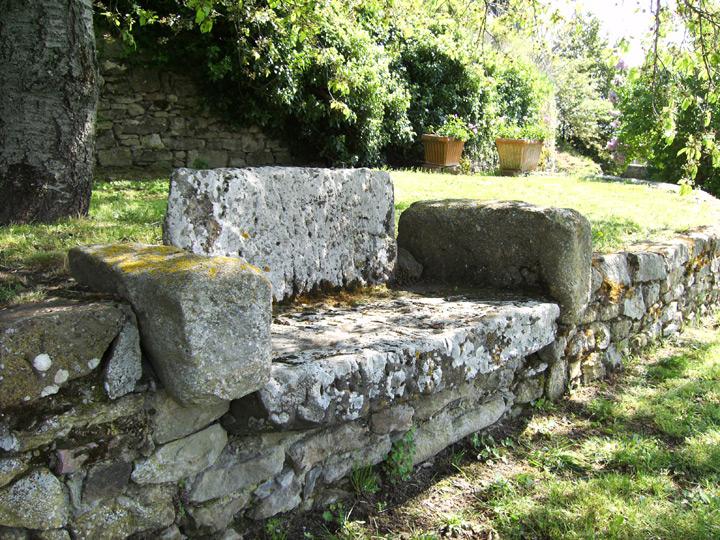 Villa a cortona con giardino casa pietro berrettini per - Angoli di giardino ...